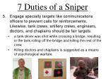 7 duties of a sniper3