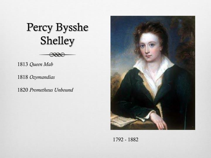 an essay on ozymandias by percy bysshe shelley A summary of ozymandias in percy bysshe shelley's shelley's poetry learn exactly what happened in this chapter, scene, or section of shelley's poetry and what it means perfect for acing essays, tests, and quizzes, as well as for writing lesson plans.