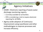 agency initiatives1