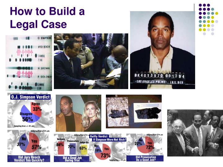 How to Build a Legal Case