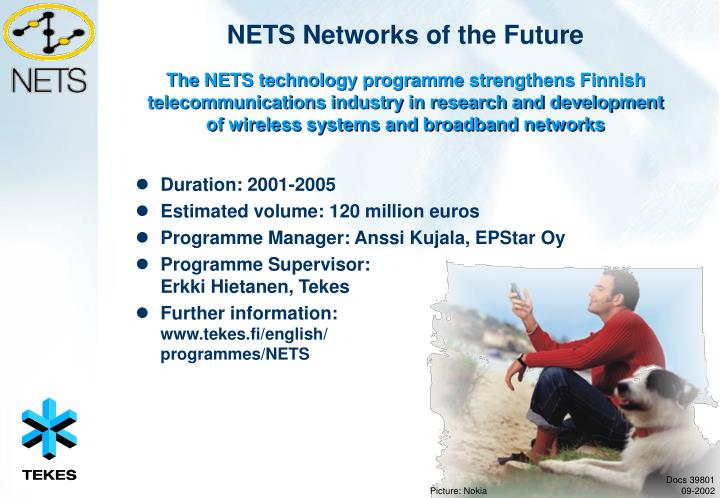 nets networks of the future n.