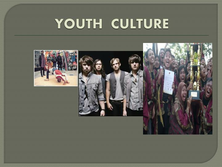youth culture Comparative youth culture the sociology of youth cultures and youth subcultures in america, britain and canada michael brake london and new york mechanical without permission in writing.