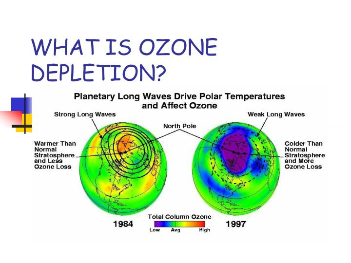the potential effects of a depleted ozone layer The potential effects of a depleted ozone layer currently, growth is inhibited and plant yields are declining in regions where ozone depletion is most pronounced, sunburn of.