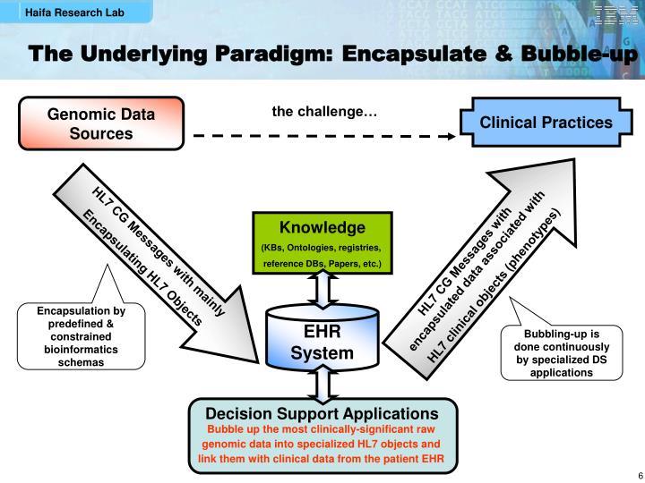 The Underlying Paradigm:
