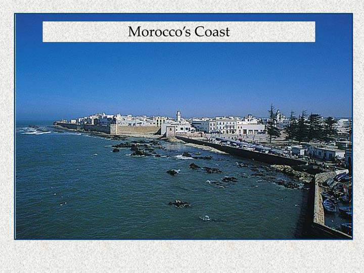Morocco's Coast