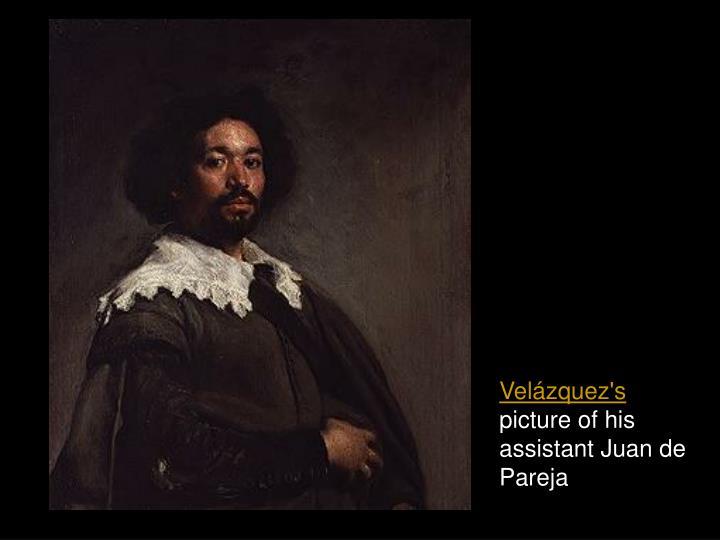 Velázquez's