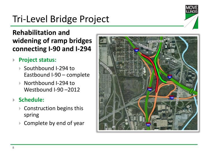 Tri-Level Bridge Project