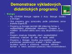 demonstrace v kladov ch didaktick ch program18