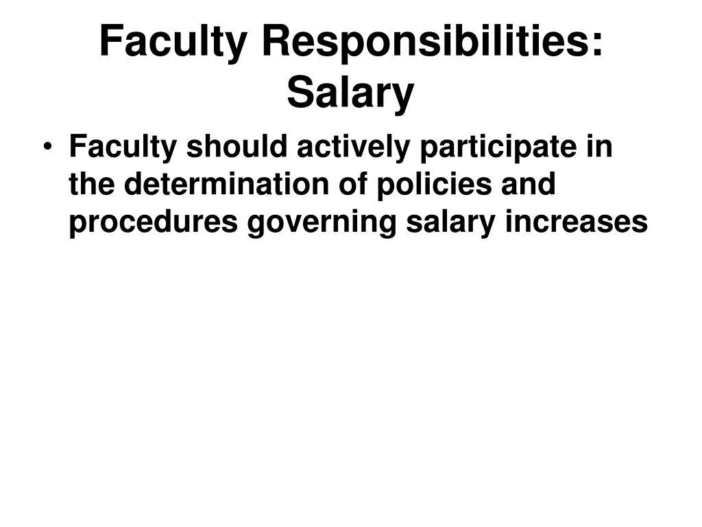 Dissertation chair salary