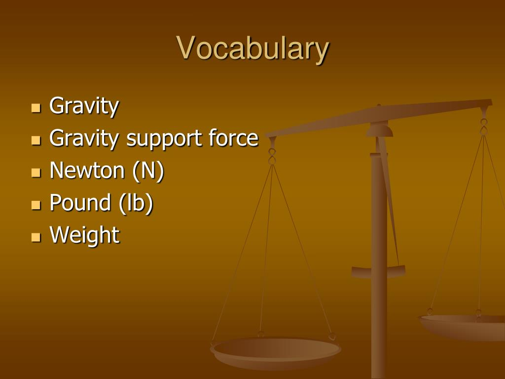 PPT - Gravity and Balance PowerPoint Presentation - ID:1708778