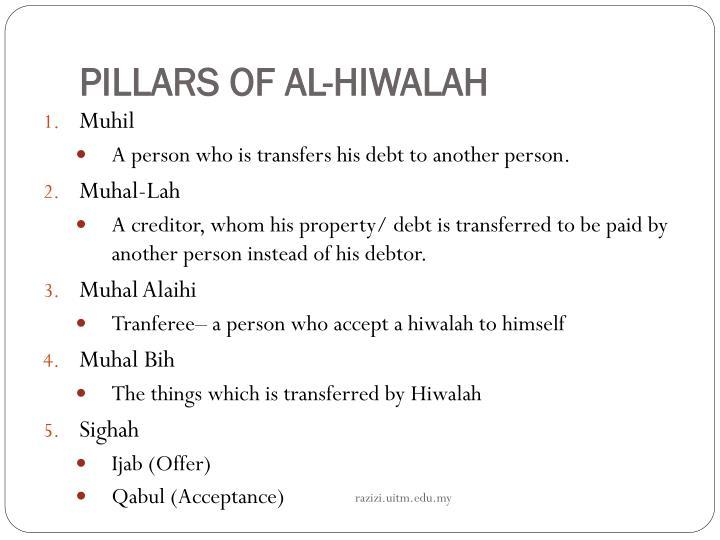 PILLARS OF AL-HIWALAH
