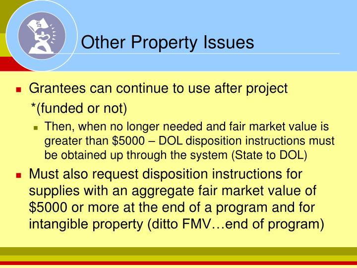 Other Property Issues
