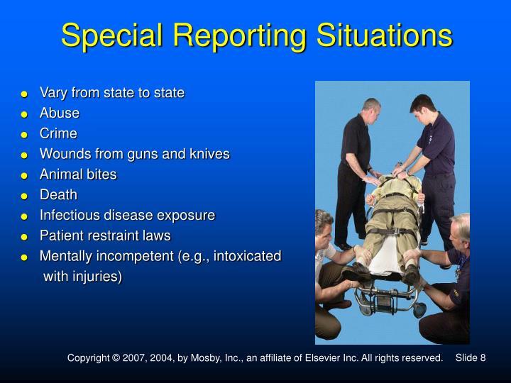 medico-legal concerns association guidelines laws or legislation