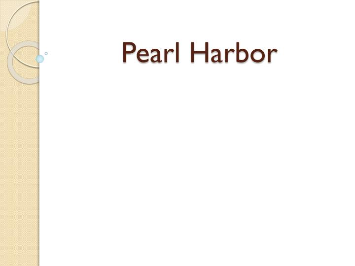 thesis statement for pearl harbor speech Community service essay thesis on pearl amal al saadi thesis (pdf 927kb) - qut eprints the attack on pearl harbor - photo essays - time pearl-icon.