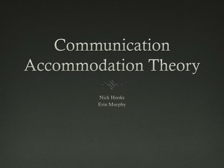 essays on communication theory Introduction in an intense protest or crisis, suitable communication and employment of social media can make a massive difference irritated customers not only file lawsuits against the corporation but hit wherever else they can.