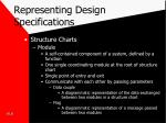 representing design specifications2