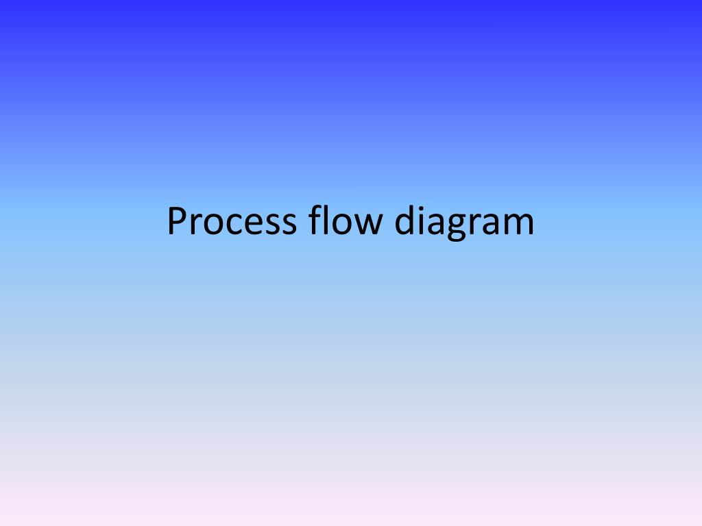 Ppt Process Flow Diagram Powerpoint Presentation Id1711677 For N