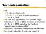 text categorization1