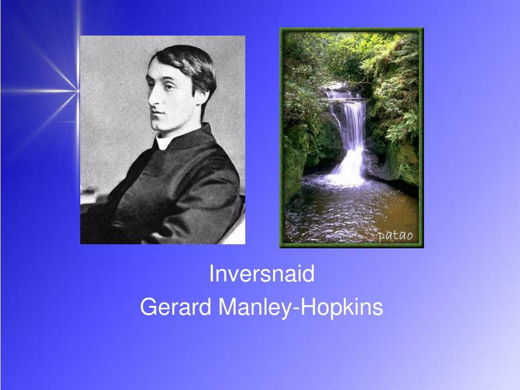 gerard manley hopkins inversnaid