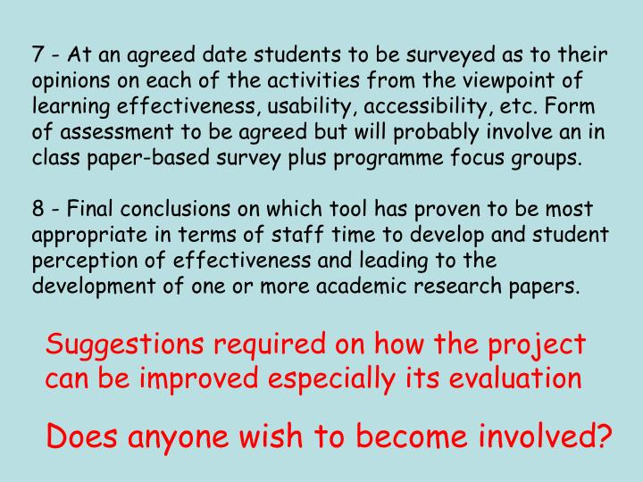 students perception on lecturers effectiveness at In the following report, hanover research examines the use of student perception surveys in k-12 education we review scholarly literature related to the.