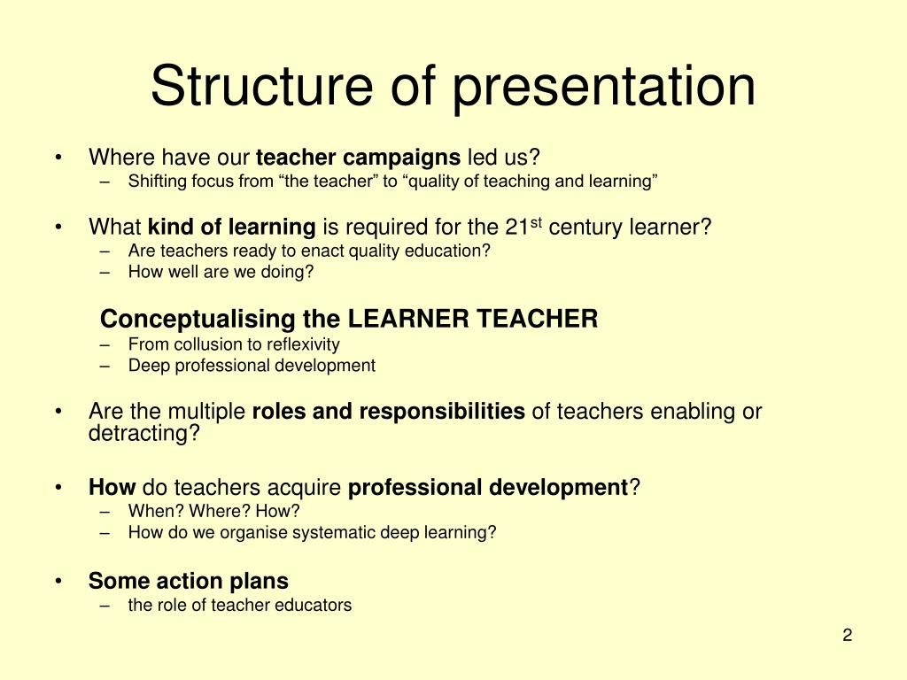 PPT - The Learner Teacher in the 21 st century A Case for
