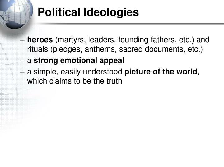 Political ideologies1