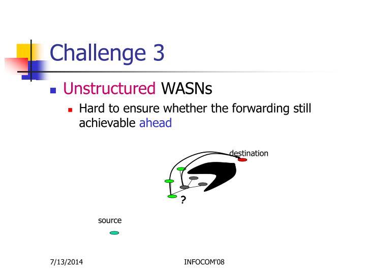 Challenge 3