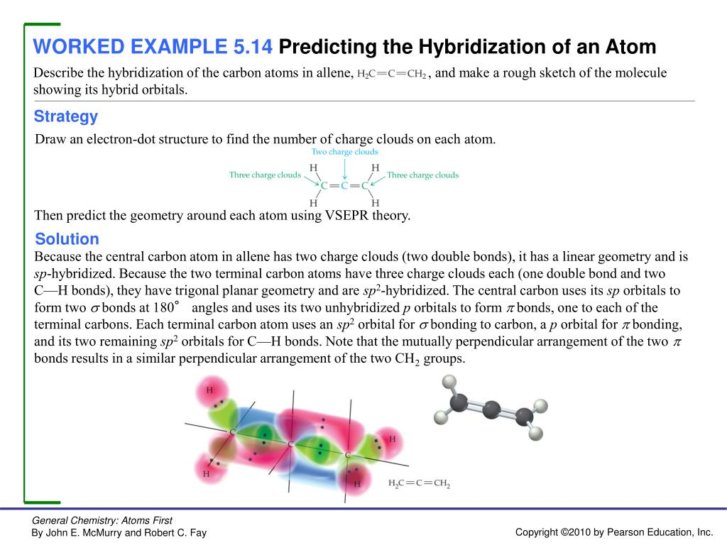 PPT - WORKED EXAMPLE 5.1 Drawing a Structural Formula ...Xef2 Hybridization Of Central Atom