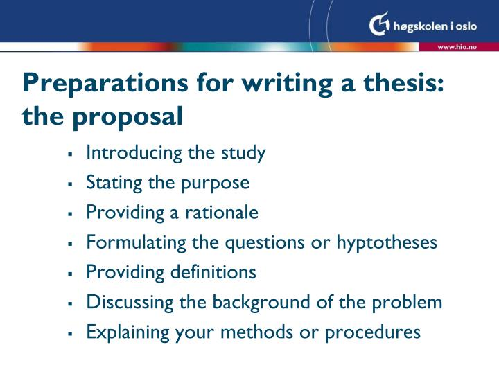 thesis writing background of the study Furthermore, the study must effectively introduce the history information on the thesis problem the purpose is to especially aid in proving the pertinence of the thesis question and to better develop it.