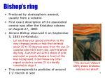 bishop s ring