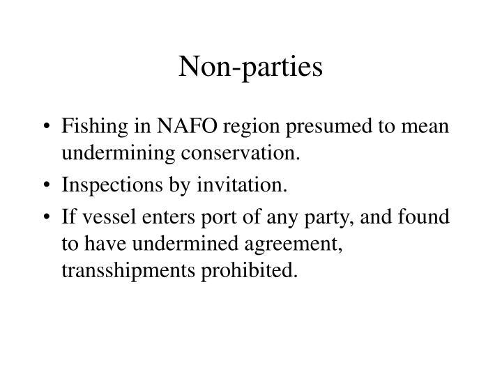Non-parties