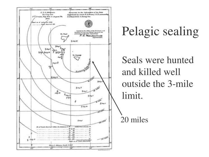 Pelagic sealing