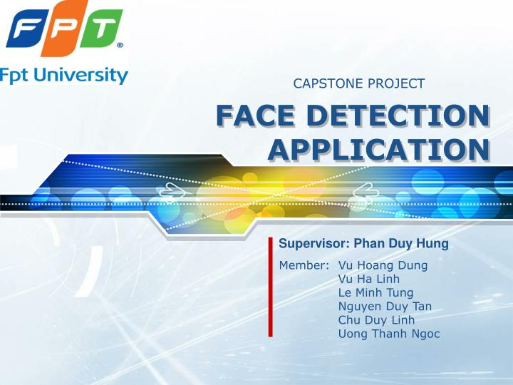 face detection application n.