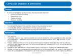 1 2 purpose objectives deliverables
