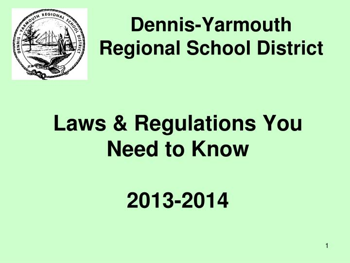 laws regulations you need to know 2013 2014 n.
