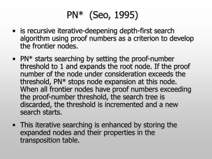 PN*  (Seo, 1995)