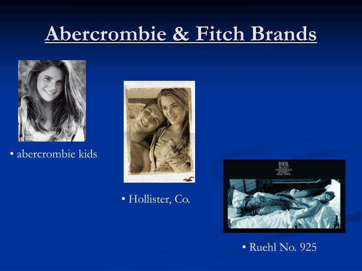 Abercrombie & Fitch Brands
