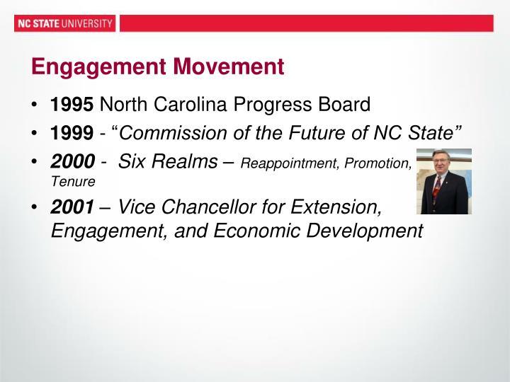 Engagement Movement