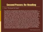 second passes re reading2