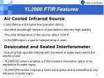 yl2000 ftir features5