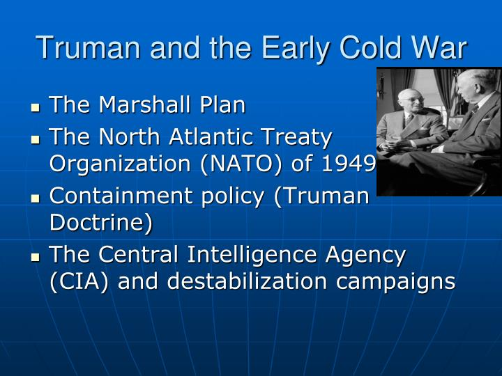 a history of the north atlantic treaty organization in the cold war Setting aside the fact that the north atlantic treaty was signed at the front end of the cold war with the clear goal of securing peace and avoiding conflict, trump's remarks miss a key aspect of the treaty trump's.