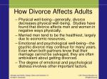 how divorce affects adults1