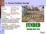 5 former fertilizer storage1