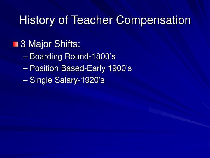 teacher performance pay Teacher pay and performance, but these programs have generally not been successfully implemented many plans in the 1980's and 1990's struggled with problems in developing.