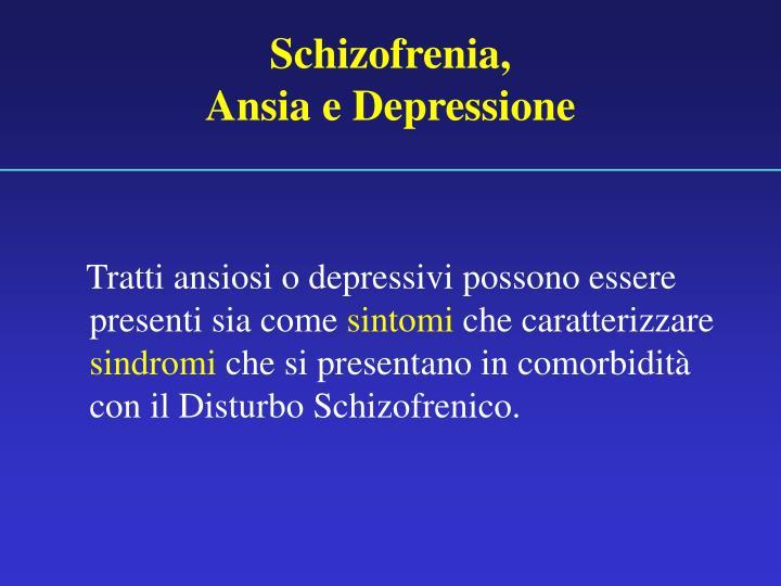 Schizofrenia,
