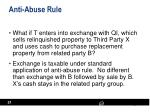 anti abuse rule1