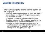 qualified intermediary