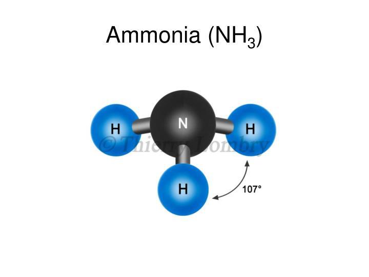 Ammonia (NH