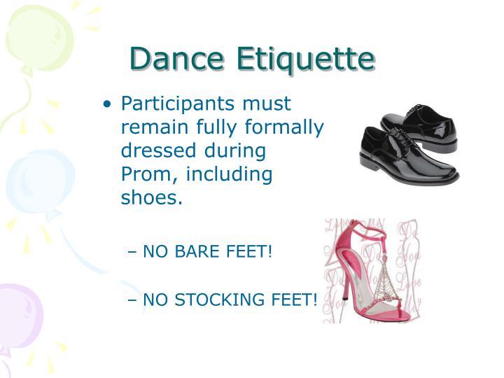 Dance etiquette1