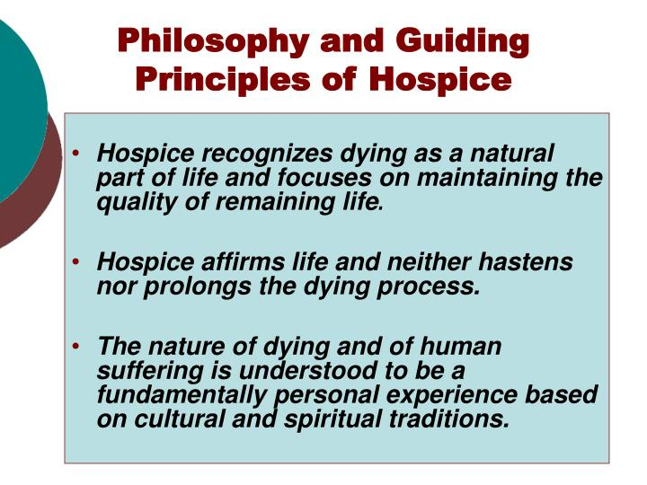 Philosophy and Guiding
